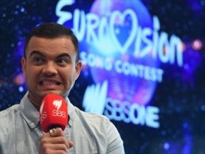 Guy Sebastian Eurovision